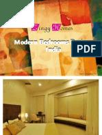 Modern Bedroom Designs in India