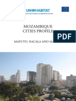 Mozambique Cities Profile