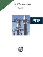 Current Transformer Iosk 1