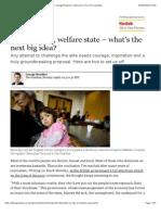 Monbiot, George, Communism, Welfare State – What's the Next Big Idea