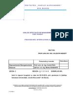 PO-05.1 Ed 2 Analiza Efectuata de Management