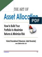 Asset Allocation Guide Safal Niveshak