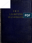IES Lighting handbook 1947 edition