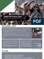 Digital Performance Index - DJs June 2014