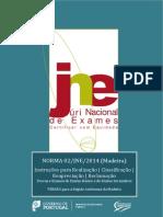 NORMA 02 JNE 2014 Versao Madeira Completa