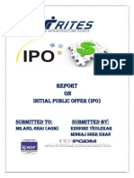 IPO,Minhaj & Kishore Trainee