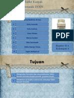 Tablet Kunyah