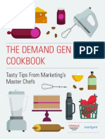 The Demand Gen's Pro cookbook