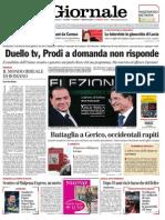 Il Giornale, 15 marzo 2008