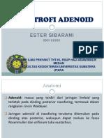 Hipertrofi Adenoid