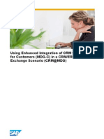 Enhanced Integration With CRM