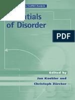 Koehler, Jan & Christoph Zürcher (Eds) - Potentials of Disorder