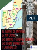 caminodesantiagovialactea-130304092110-phpapp01
