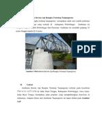 Jembatan Kereta API Rangka Tertutup Tanjangrono-dari Septya