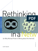 Rethinking  strategy in a Networked