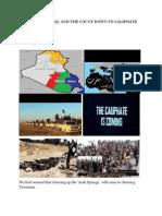 Partition of Iraq -Aron