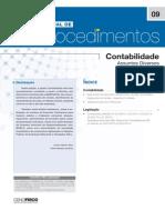 Manual de Procedimentos - Cenofisco Nº 09 ( Descontos Incondicionais e Abat, Vendas Canceladas e Devoluções)