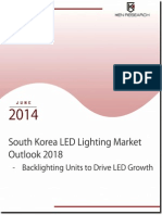 South Korea LED Lighting Market Size, Trends and Development- Ken Research