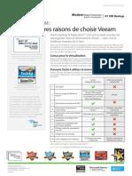 Veeam Backup Top 10 Reasons Fr