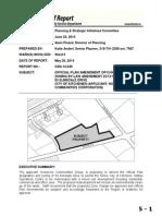 83 Elmsdale Dr, Kitchener- Official Plan Amendment & Zone Change proposal