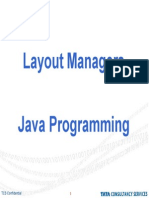 LayOut Managers in java