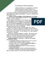 6.Institutii Centrale in Spatiul Romanesc -Cor Paun