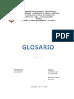 Glosario de Términos Medicina (Leidy González)