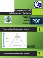 Frameworks of Information Systems