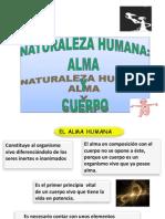 Naturaleza Humana Alma y Cuerpo (1)