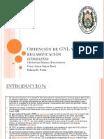 Obtención de GNL y Regasificación
