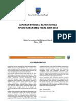 01 Evaluasi RPJMD Kab Tegal 2012