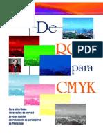 Dicas de Conversao de RGB Para CMYK