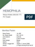 Case Hemophilia
