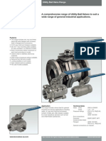 Tyco Fig.110-190 Ball Valves Datasheet