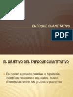 Enfoques- Cuantitativo y Cualitativo