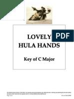 Lovely Hula Hands Key of C