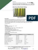 Yellow Green Heat Shrink Tubing
