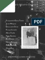 De La Garza Toledo, Enrique - Historia de La Industria Electrica en México, Tomo I