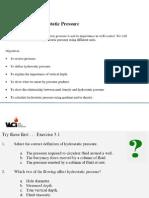 01 Pressure Basics