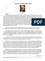 Terceiro Manuscrito Karl Marx Soc Geral