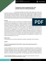80 Revista Dialogos Cultura Organizacional Una Perspectiva de Comunicacion en El Area Posmoderna
