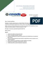 DUTILISATION TÉLÉCHARGER PDF MANUEL COVADIS