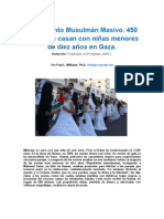 Casamiento Musulmán Masivo