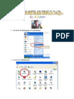 Persiapan Instalasi Oracle 10g Xe