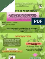 Proyecto de Aprendizaje Gabriela Serrano