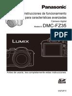 Manual Panasonic Camara