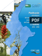 Planificacion Areas de Conservacion