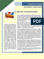 7-El Amor Del Corazon de María