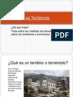 Los Temblores