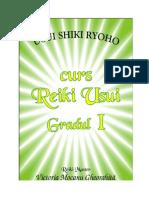 Reiki Usui Gr.1 Sept.2010